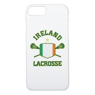 Ireland Lacrosse iPhone 7 Case
