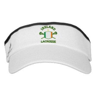 Ireland Lacrosse Visor Hat