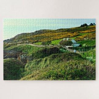 Ireland Landscape 1014 Pieces Puzzle