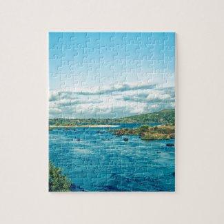 Ireland Landscape Jigsaw Puzzle