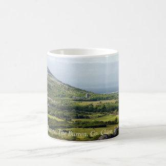 Ireland landscape, Kilfenora, Co. Clare Coffee Mug
