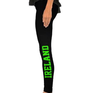 Ireland Leggins Legging Tights