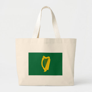 Ireland Leinster Flag Tote Bags