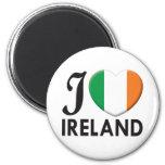 Ireland Love Magnets