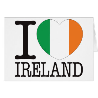 Ireland Love v2 Cards