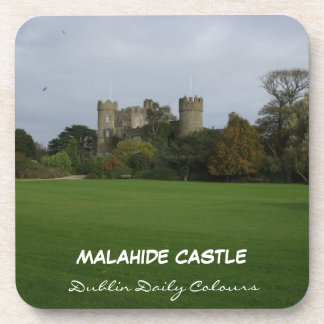 Ireland - Malahide Castle Cork Coaster