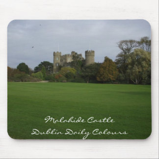 Ireland Malahide Castle Mousepad