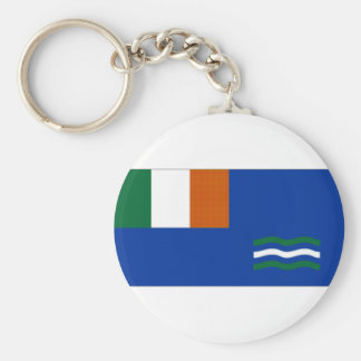 Ireland Malahide Yacht Club Ensign Key Chain