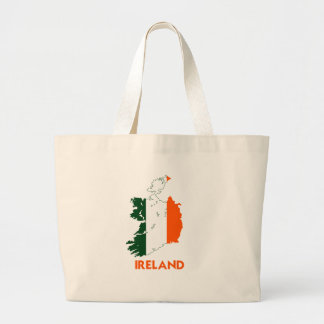 IRELAND MAP BAGS