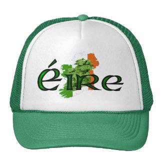 Ireland Map by Kenneth Yoncich Trucker Hat