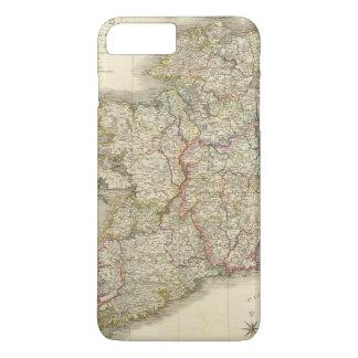 Ireland map iPhone 7 plus case