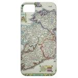 Ireland Map - Irish Eire Erin Historic Map iPhone SE/5/5s Case