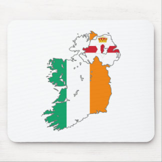 IRELAND - MAP MOUSE PAD