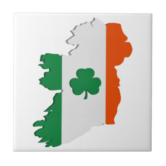 Ireland map tile