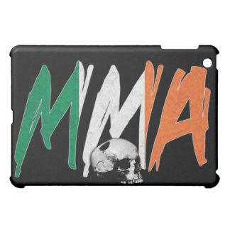Ireland MMA Skull Black iPad Case