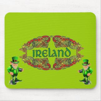 IRELAND MOUSE PAD