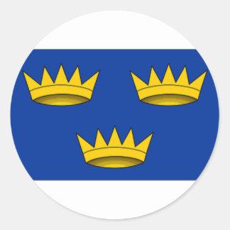 Ireland Munster Flag Sticker