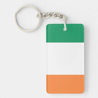 Ireland National World Flag Keychain