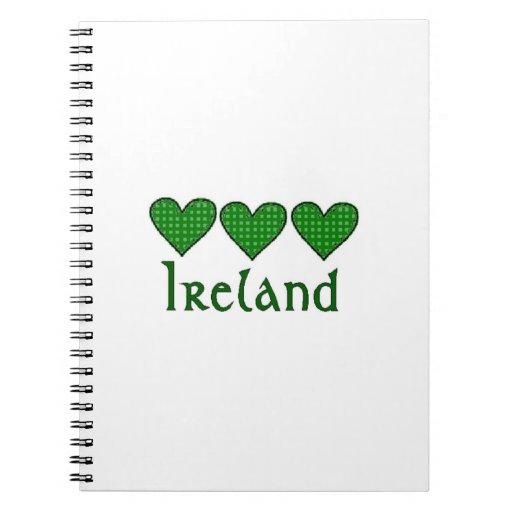 Ireland Note Books