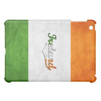 Ireland Old School Flag Case For The iPad Mini