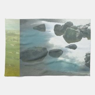 Ireland Panel Kitchen Towel