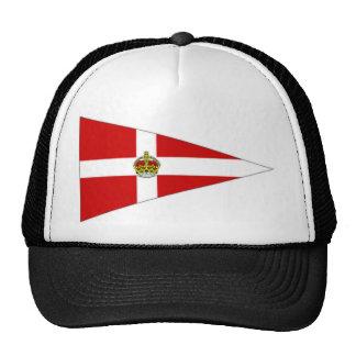 Ireland pennant mesh hat