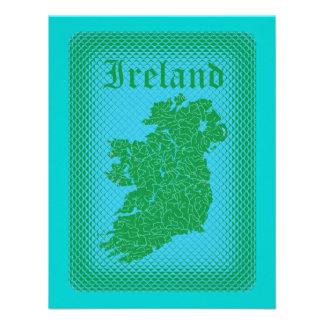 Ireland Personalized Invitations