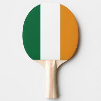Ireland Ping Pong Paddle