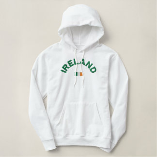 Ireland pullover hoodie - Come On Ireland!