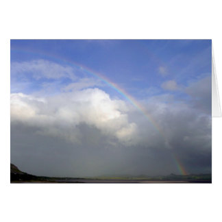 Ireland Rainbows Couds Sky Cards