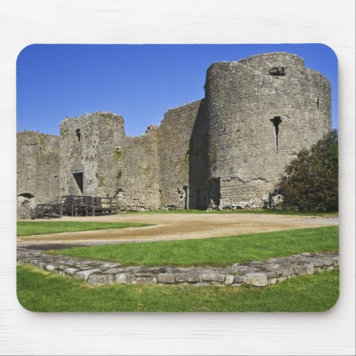 Ireland, Roscommon Castle. View of Mouse Pad