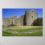 Ireland, Roscommon Castle. View of Poster
