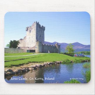 Ireland: Ross Castle Mousepad
