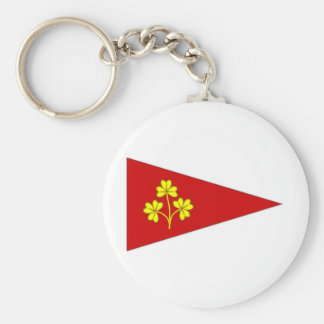 Ireland Royal Irish Yacht Club Ensign Key Chain