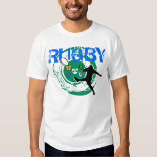 Ireland Rugby Fans T-Shirt Kick