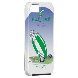 ireland rugby put the boot in, tony fernandes iPhone SE/5/5s case