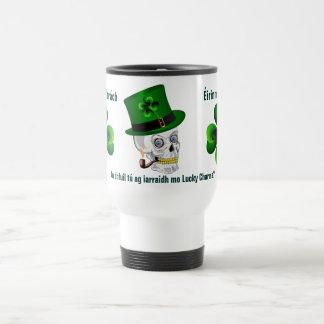 Ireland Saint Patrick 15 Oz Stainless Steel Travel Mug