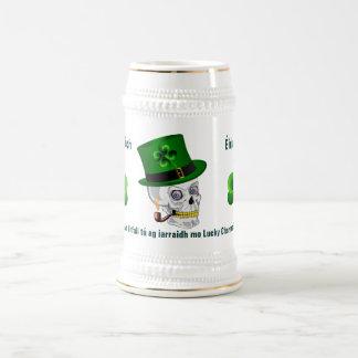 Ireland Saint Patrick 18 Oz Beer Stein