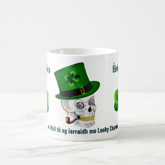 Ireland Saint Patrick Classic White Coffee Mug