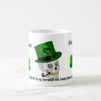 Ireland Saint Patrick 11 Oz Magic Heat Color-Changing Coffee Mug
