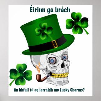 Ireland Saint Patrick Poster