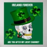 Ireland Saint Patrick Posters
