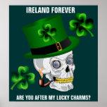 Ireland Saint Patrick Print