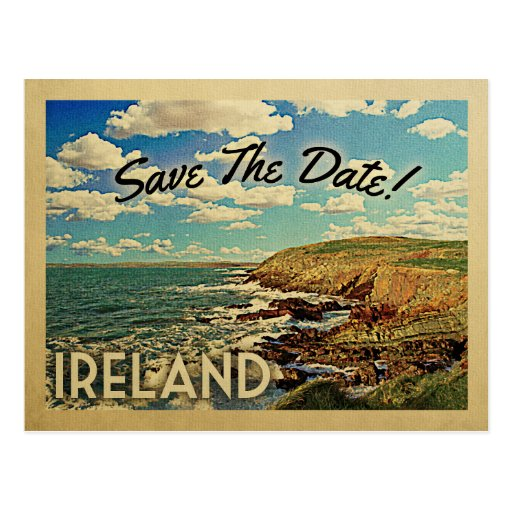 how to write date in ireland