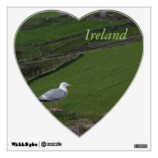 Ireland Scenery Wall Decal - Irish Green Backdrop