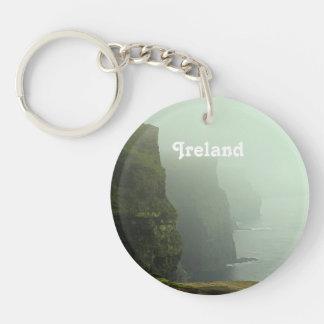 Ireland Sea Cliffs Key Chains