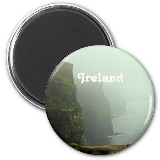 Ireland Sea Cliffs Fridge Magnets