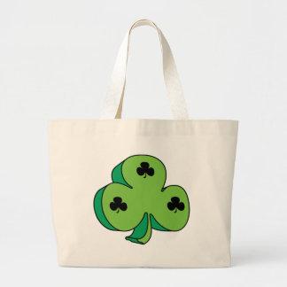 Ireland Shamrock Bag