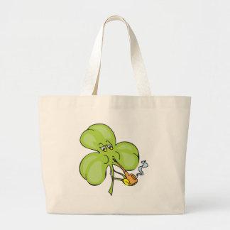 Ireland Shamrock Tote Bags