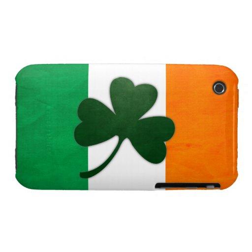 Ireland Shamrock Barely There™ iPhone 3G/3G Case
